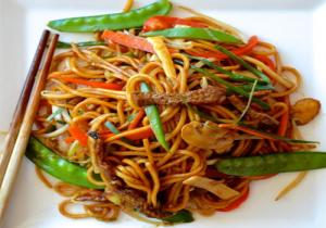 Beef Lo Mein
