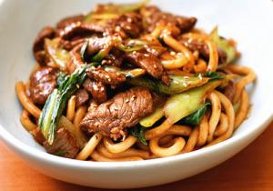 Beef Udon Noodle